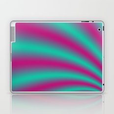 Blue and pink Laptop & iPad Skin