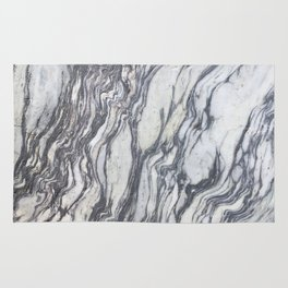 Wild Natural Marble Rug