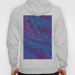 LAST DESIRE - Abstract Digital Image Texture Glitch Art Hoody