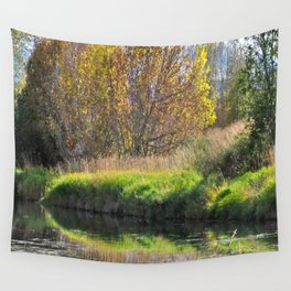 The Pond Wall Tapestry