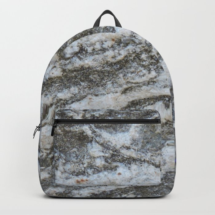 TEXTURES -- Riverstone #1 Backpack