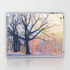 Kew Gardens, from the north-east Laptop & iPad Skin