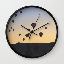 Cappadocia, Turkey Wall Clock