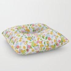 vintage 8 Floor Pillow