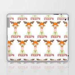 Meep Meep! Laptop & iPad Skin