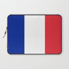 Flag of France, HQ image Laptop Sleeve