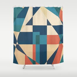 Viva Santo Antonio (Brasil) Shower Curtain