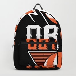 Go Hard Or Go Home Volleyball Backpack