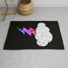 Bisexual Storm Cloud Rug