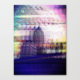 Enchanted Resonator Canvas Print