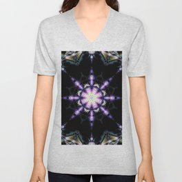 Twinkle Shining Star Unisex V-Neck