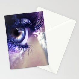 New Years Fireworks Stationery Cards