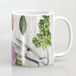 Botanica I Plants and Flowers Coffee Mug