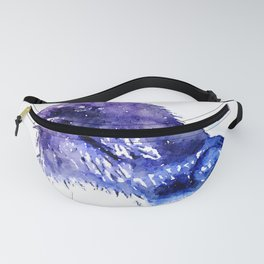 Crow Fanny Pack