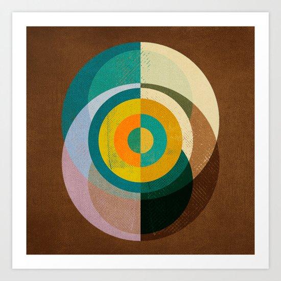 Textures/Abstract 76 Art Print