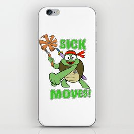Sick Moves! iPhone Skin