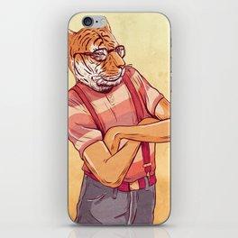 Hipstiger iPhone Skin