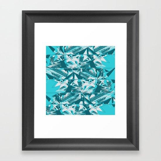 Disarrange  Framed Art Print