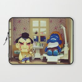 Nightmare at the Dentist Laptop Sleeve