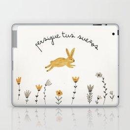 bunny dreams Laptop & iPad Skin