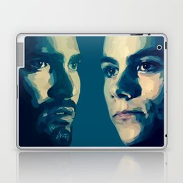 Forever and ever... Laptop & iPad Skin