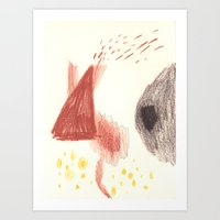 Experimental 2 Art Print