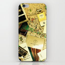 Weekend in Paris iPhone Skin