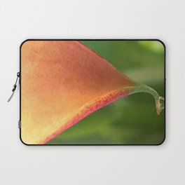 Crying Calla Lily Laptop Sleeve
