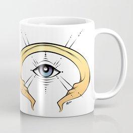 The third eye Coffee Mug