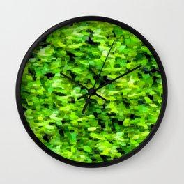 Abstract 38940 Wall Clock