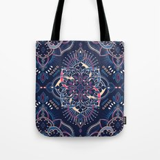 Midnight Circus Tote Bag
