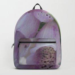 Purple Foxgloves Backpack