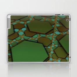 Hex Field  Laptop & iPad Skin