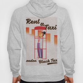 Rent a Taxi! London Hoody