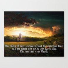 Ultimate Trust Canvas Print