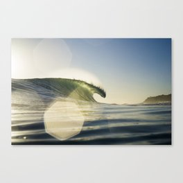 Matakana Peak Canvas Print