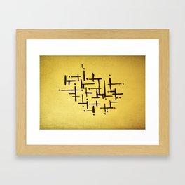 graphyc Framed Art Print