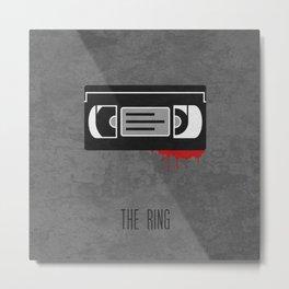 The R 01 Metal Print