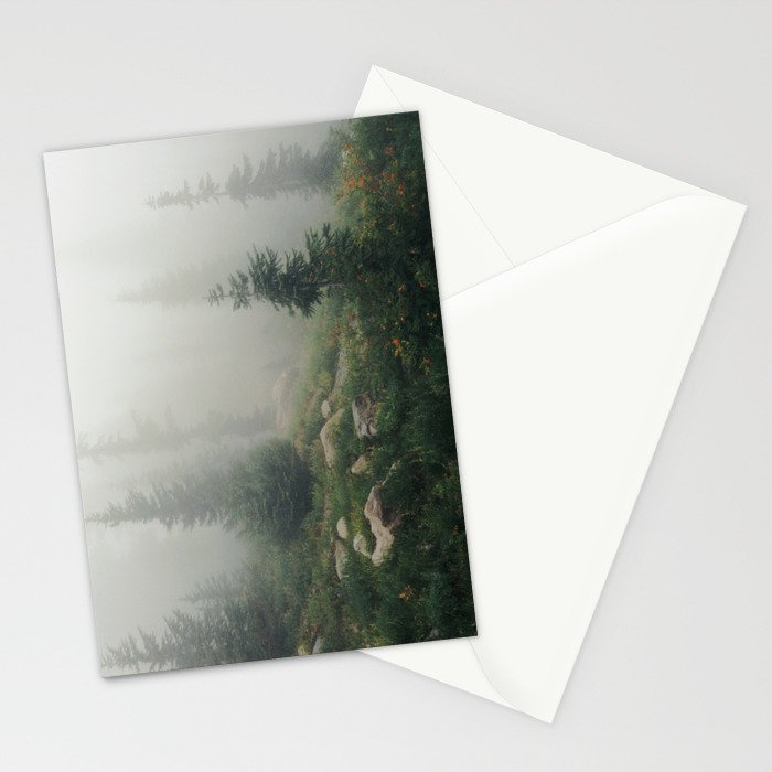 Mt Hood National Forest Stationery Cards