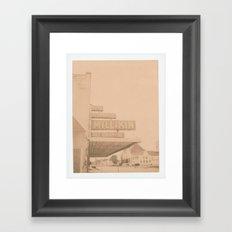 Millikin Framed Art Print