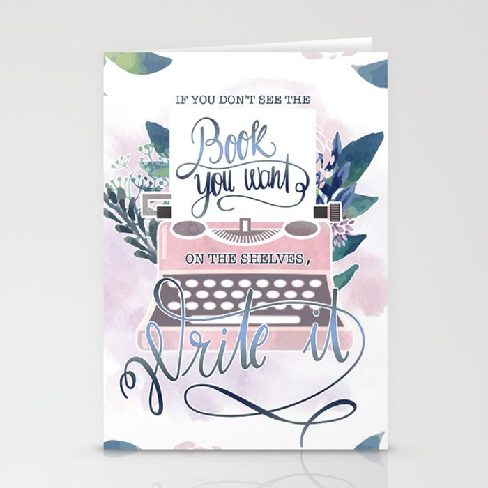 IF YOU DON'T SEE THE BOOK YOU WANT Stationery Cards