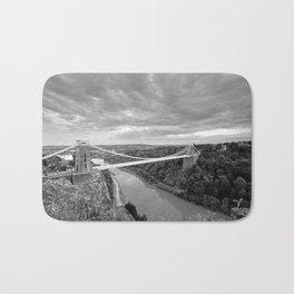 Clifton Suspension Bridge Bath Mat