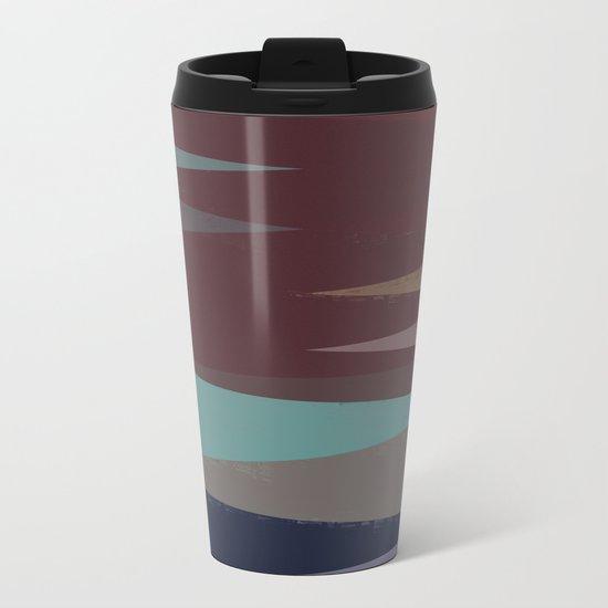 Patternwork XXXX Metal Travel Mug