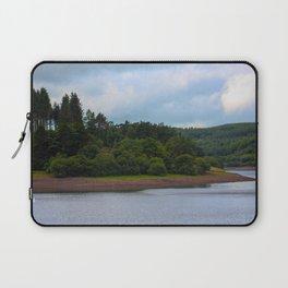 Usk Reservoir 2 Laptop Sleeve