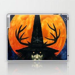 Autumn Conjurer Laptop & iPad Skin