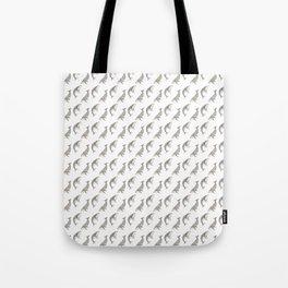 Humpbacks Tote Bag