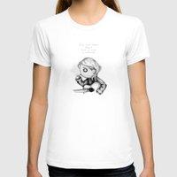 kurt cobain T-shirts featuring Kurt Plush by Ludwig Van Bacon