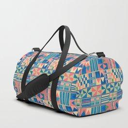 Kente Inspired 2 Duffle Bag