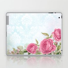 Pretty vintage roses #3 Laptop & iPad Skin