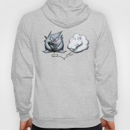 Wanda Happy Cloud and Ivan 01 Hoody